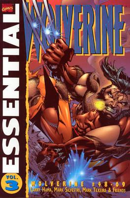 Essential Wolverine: v. 3: Wolverine #48-69 (Paperback)