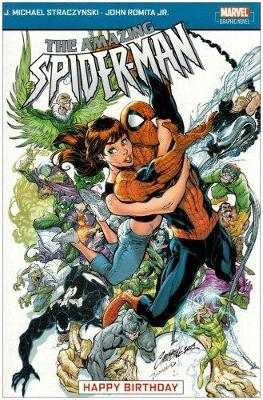 The Amazing Spider-man Vol.5: Happy Birthday: Amazing Spider-Man Vol.2 #500-502 (Paperback)