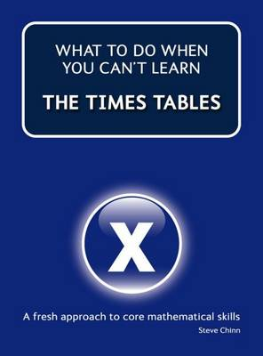 What to Do When You Can't Do the Times Tables (Paperback)