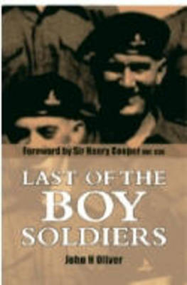 Last of the Boy Soldiers (Paperback)