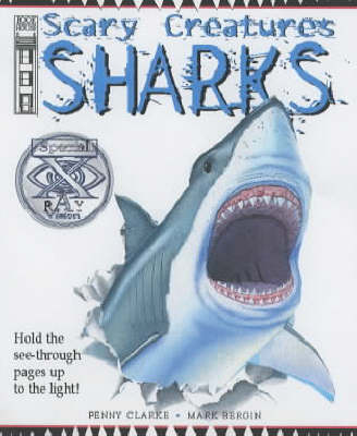Sharks - Scary Creatures S. (Paperback)