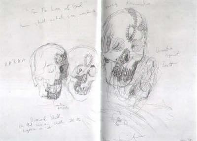 For the Love of God: The Making of the Diamond Skull (Hardback)