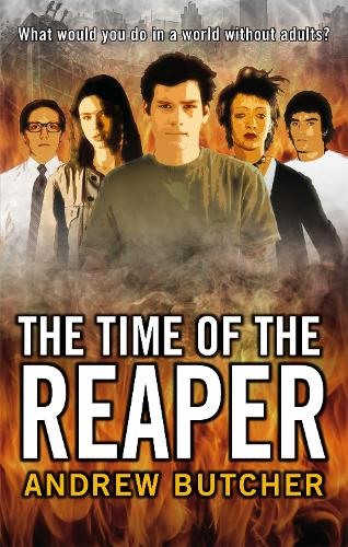 The Time Of The Reaper: Number 1 in series - Reapers (Paperback)