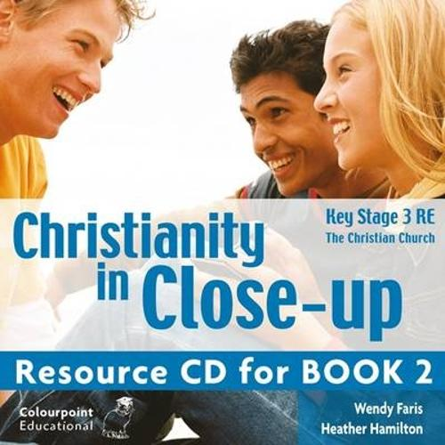 Christianity in Close-Up: The Christian Church - Christianity in Close-Up Book 2 - The Christian Church: CCEA KS3 Religious Education (CD-ROM)
