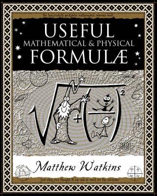 Useful Math & Physical Formulae (Paperback)