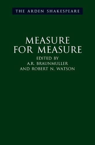 Measure for Measure Ed3 Arden (Hardback)