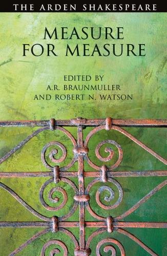 Measure for Measure Ed3 Arden (Paperback)