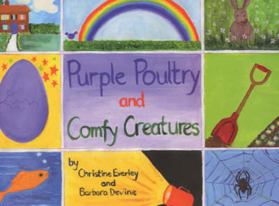 Purple Poultry and Comfy Creatures (Paperback)