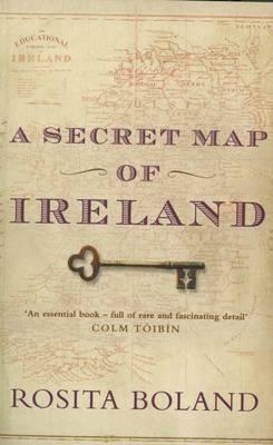 A Secret Map of Ireland (Paperback)