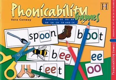 Digraphs - Phonicability Games S. (Paperback)