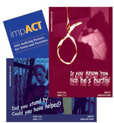 ImpACT: Anti-bullying Posters for Teens and Twenties (CD-ROM)