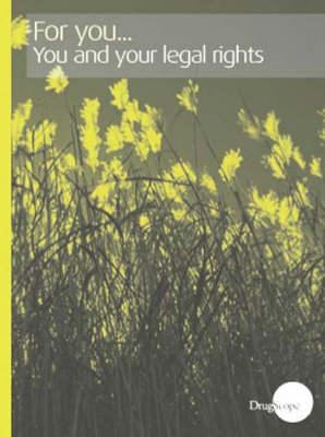 You and Your Legal Rights - For You: Drug Information for Women