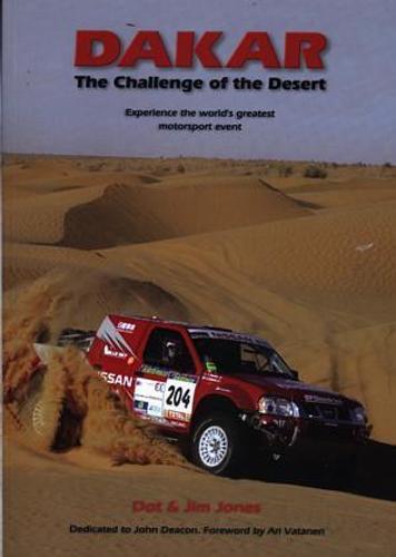 Dakar - The Challenge of the Desert (Hardback)