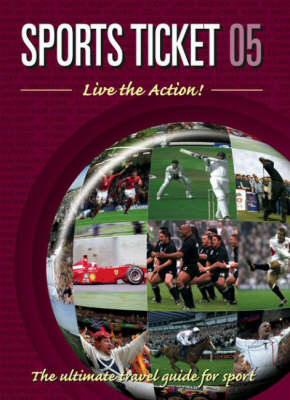 Sports Ticket: Live the Action! (Paperback)
