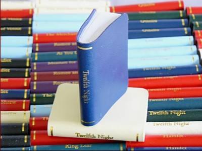Twelfth Night (Leather / fine binding)