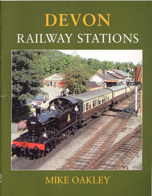 Devon Railway Stations (Hardback)