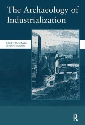 The Archaeology of Industrialization: Society of Post-Medieval Archaeology Monographs: v. 2: Society of Post-Medieval Archaeology Monographs (Hardback)