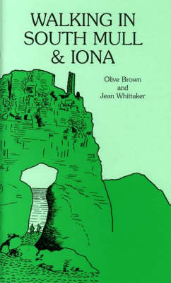 Walking in South Mull and Iona (Paperback)
