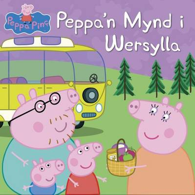 Peppa'n Mynd I Wersylla - Peppa Pinc (Paperback)