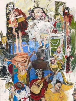 Paula Rego - Dame with the Goat's Foot and Other Stories (Paperback)