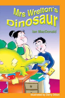 Mrs Wrelton's Dinosaur & Spike's Tall (Paperback)
