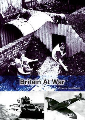 Britain at War (Spiral bound)