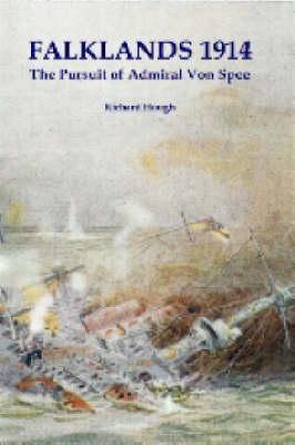 Falklands 1914: The Pursuit of Admiral Von Spee (Paperback)