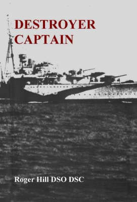 Destroyer Captain (Paperback)