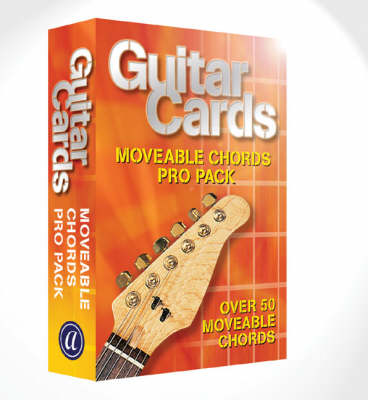 Moveable Chords - Guitar Cards S.