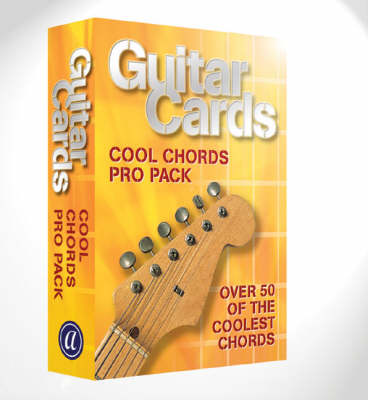 Cool Chords - Guitar Cards S.