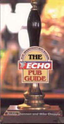 "The ""Liverpool Echo"" Pub Guide (Paperback)"