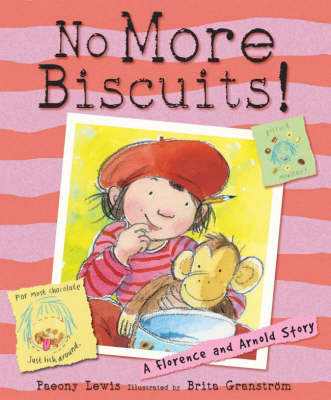 No More Biscuits! (Paperback)