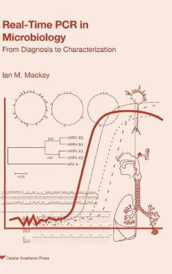 Real-time PCR in Microbiology: From Diagnosis to Characterization (Hardback)