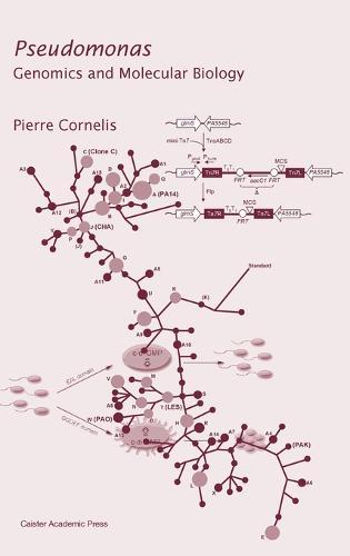 Pseudomonas: Genomics and Molecular Biology (Hardback)