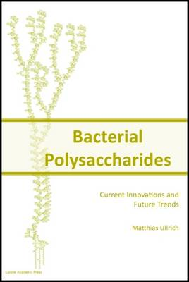 Bacterial Polysaccharides: Current Innovations and Future Trends (Hardback)