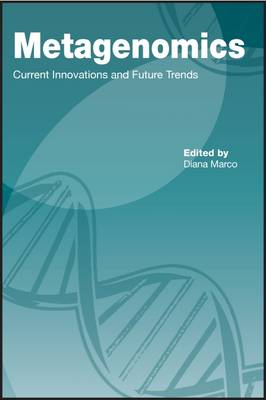 Metagenomics: Current Innovations and Future Trends (Hardback)