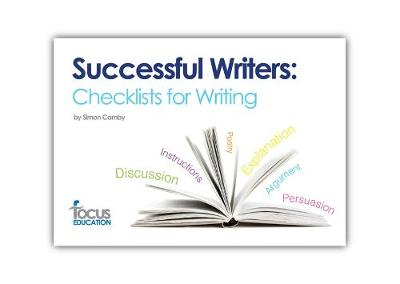 Successful Writers: Checklists for Writing