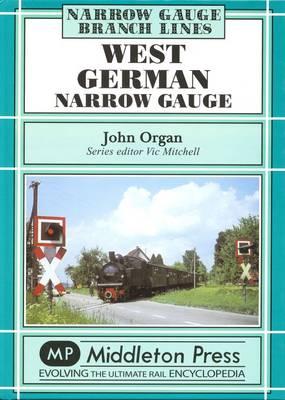 West German Narrow Gauge - Narrow Gauge (Hardback)