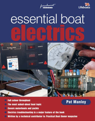 Essential Boat Electrics (Hardback)