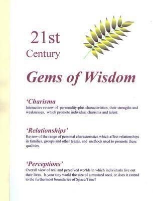 Gems of Wisdom (Paperback)