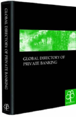 Global Directory of Private Banking (Hardback)