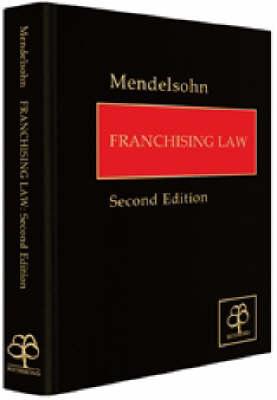 Franchising Law (Hardback)