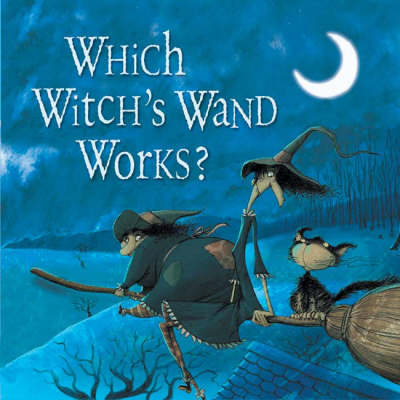 Which Witch's Wand Works? - Books for Life S. (Paperback)