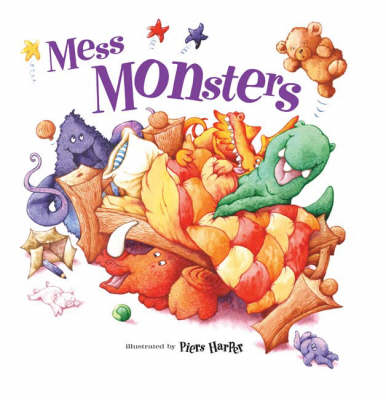 Mess Monsters - Books for Life S. (Paperback)