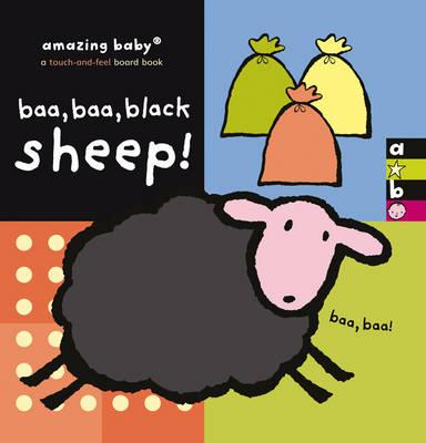 Baa Baa Black Sheep: Amazing Baby - Emma Dodd Series (Hardback)
