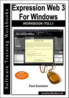 Expression Web 3 for Windows Workbook Itq L1 (Paperback)