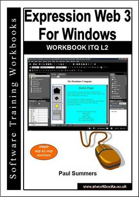 Expression Web 3 for Windows Workbook Itq L2 (Paperback)