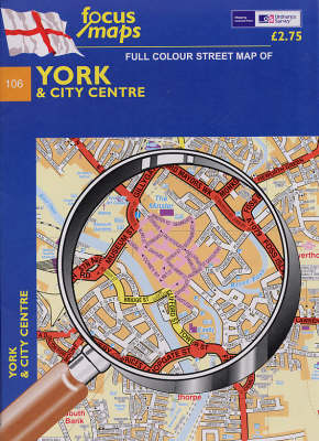 York: City Centre (Sheet map, folded)
