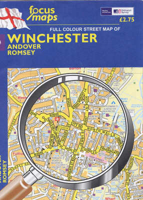 Winchester: Andover - Romsey (Sheet map, folded)