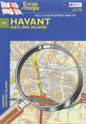 Havant: Hayling Island (Sheet map, folded)
